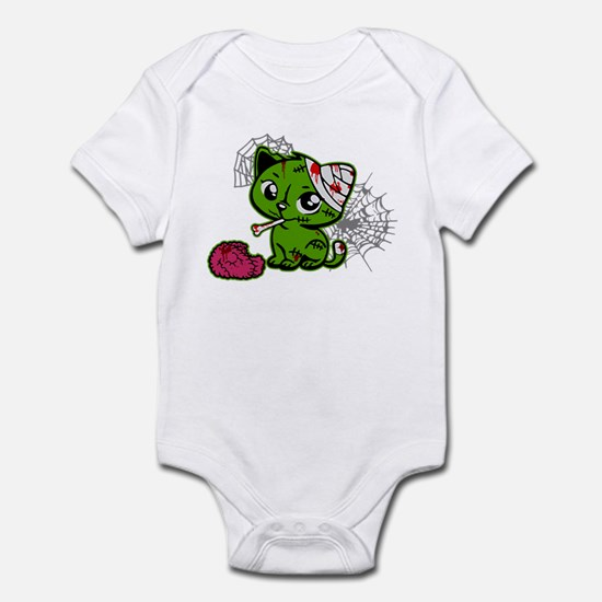 Zombie Kitty Infant Bodysuit