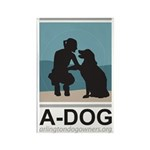 A-DOG Magnet (10 Pack)