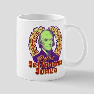 Jefferson Jones Mug
