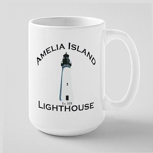 Amelia Island FL Large Mug