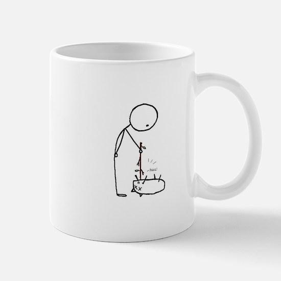 Poke the Dead Thing Mug