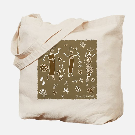 Spirit Dancers Tote Bag