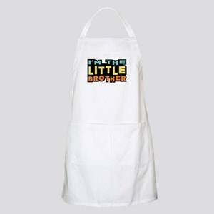 I'm The Little Brother BBQ Apron