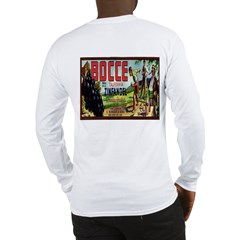Bocce Long Sleeve T-Shirt