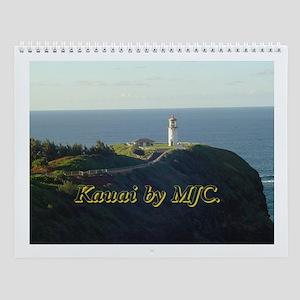 Kauai Wall Calendar by MJC