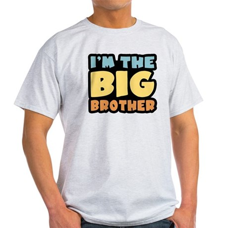 I'm The Big Brother Light T-Shirt