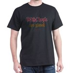 We the People are Pissed Dark T-Shirt