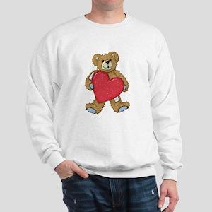 Teddy Bear Love Sweatshirt