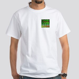 Celtic Roots - White T-Shirt