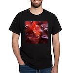 Red Leaves Dark T-Shirt