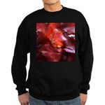 Red Leaves Sweatshirt (dark)
