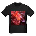 Red Leaves Kids Dark T-Shirt