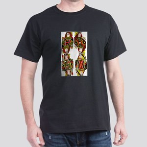 Four Queens Black T-Shirt