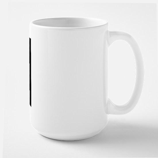 Saturn Multiple Exposure Large Mug