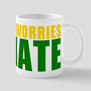 No Worries Mate Mug