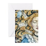 Alice Greeting Cards (Pk of 20)