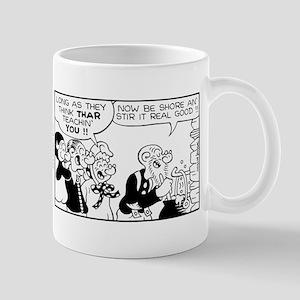Granny's Good Advice Fer Gals Mug