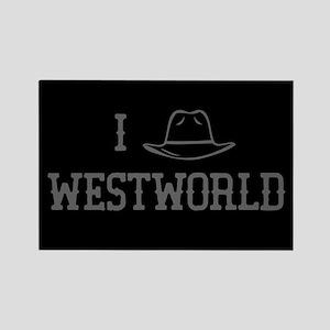I Black Hat Westworld Magnets