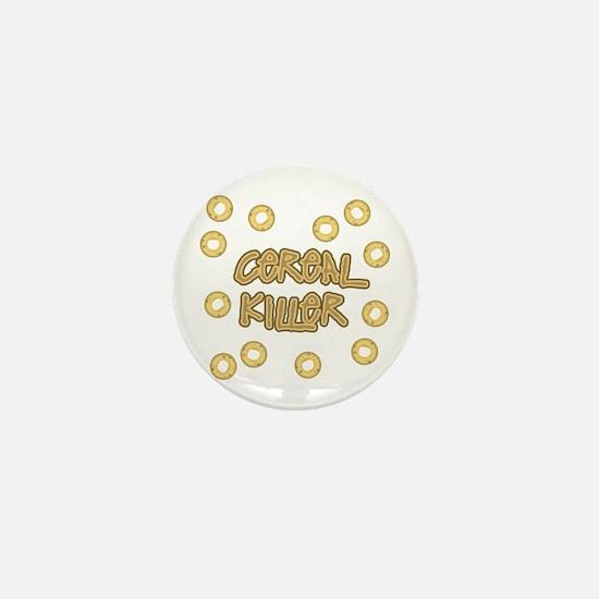 Cereal Killer Mini Button