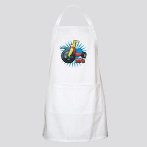 Rolling on 20's BBQ Apron