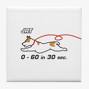 JRT 0-60 in 30 sec. Tile Coaster