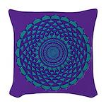 Woven Throw Pillow - Inner Creator