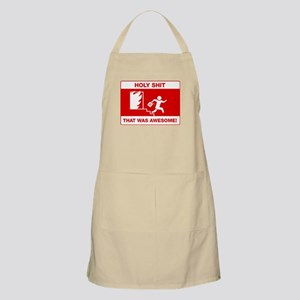 That was awesome! BBQ Apron