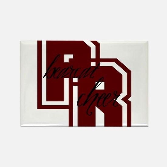 PR bearcat cheer (1) Rectangle Magnet