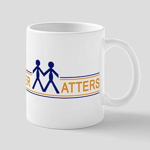 Character Matters Mug