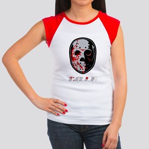 TGIF Jason Women's Cap Sleeve T-Shirt
