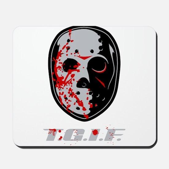 TGIF Jason Mousepad