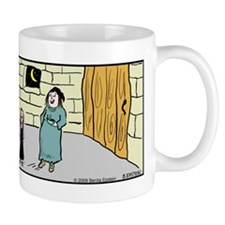 Kick Me Jester Mug