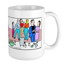 Jail Date Large Mug