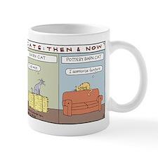 BarnCat Mugs