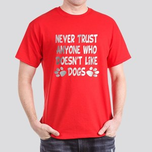Trust Dogs Dark T-Shirt