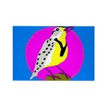 meadowlark Rectangle Magnet