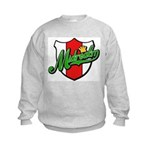 Midrealm Team Sheild Kids Sweatshirt