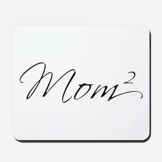 Mom Squared Mousepad