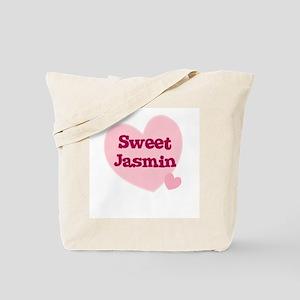 Sweet Jasmin Tote Bag