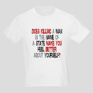 Killing make you better? Kids T-Shirt