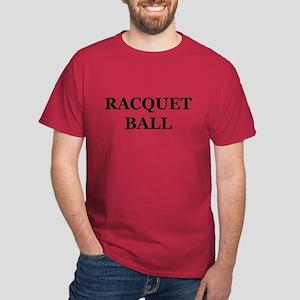 Racquet Ball Dark T-Shirt