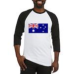 Australian Flag Baseball Jersey