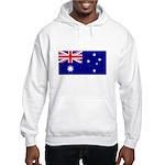 Australian Flag Hooded Sweatshirt