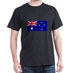 Australian Flag Dark T-Shirt