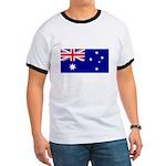 Australian Flag Ringer T