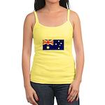 Australian Flag Jr. Spaghetti Tank
