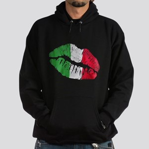 Italian kiss Hoodie (dark)