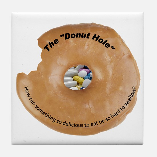 Donut Hole Coaster