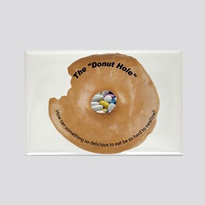 Donut Hole Magnet
