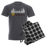 Coal Pj's Men's Charcoal Pajamas